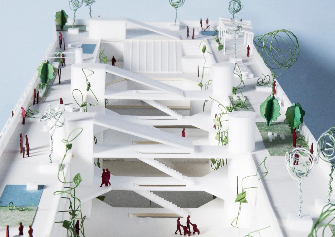 Baufeld C Koch-Quartier Dach