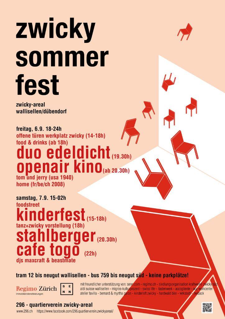 Zwicky Sommerfest 2019