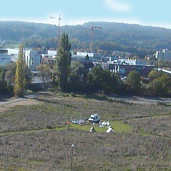 «Jetztbild» Baustelle Zwicky Süd